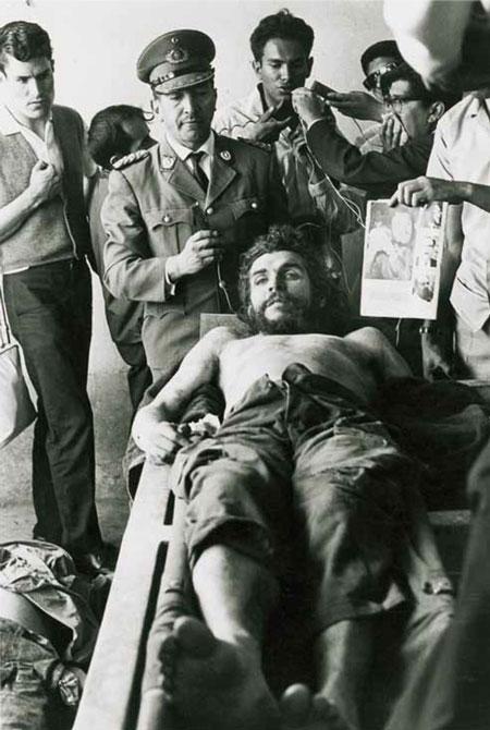 9 ottobre 1967 Che Guevara viene ucciso in Bolivia e32f137b49bb